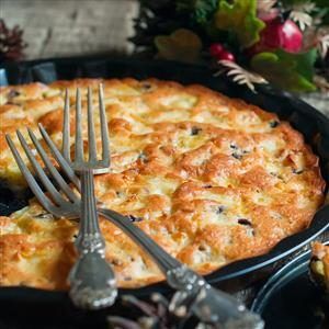 Sweet Potato Turkey Frittata