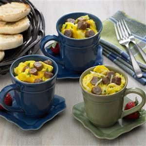 Johnsonville Wake-Up Cups