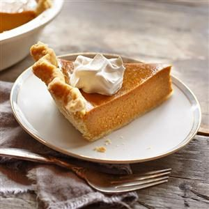 Perfect Pumpkin Pie Recipe