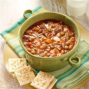 ABC Soup Recipe