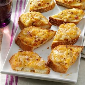 Almond Cheddar Appetizers Recipe