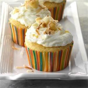 Aloha Cupcakes Recipe