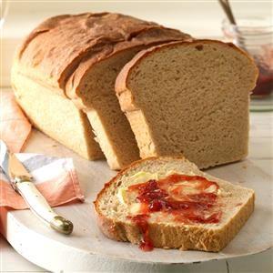 Amish Potato Bread Recipe