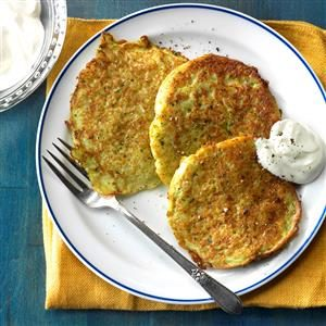 Amish Potato Pancakes Recipe