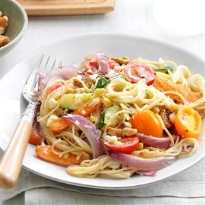Angel Hair Primavera Recipe