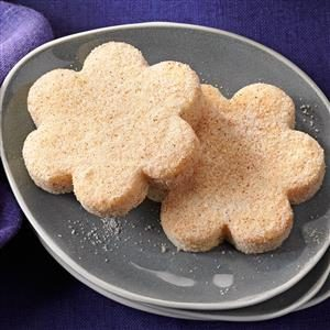 Anise Cutout Cookies Recipe