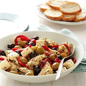 Antipasto Appetizer Salad Recipe