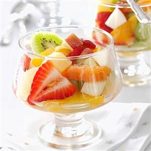 Any-Season Fruit Bowl Recipe