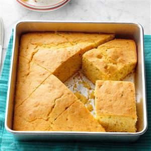 Appalachian Corn Bread Recipe