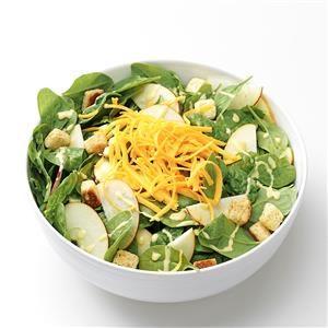 Apple & Cheddar Salad Recipe