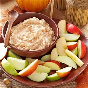 Apple Brickle Dip Recipe