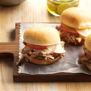Apple Cider Pulled Pork