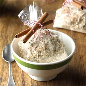 Apple-Cinnamon Oatmeal Mix Recipe