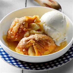 Apple Dumpling Bake Recipe