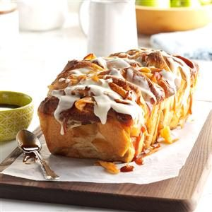 Apple Dumpling Pull-Apart Bread Recipe