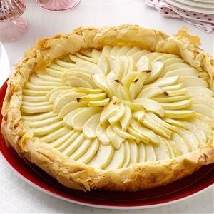 recipe: bavarian apple torte taste of home [16]