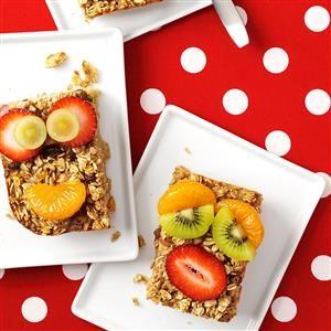 Apple-Raisin Baked Oatmeal Recipe