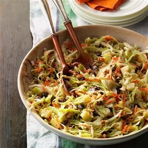 Apple Walnut Slaw Recipe