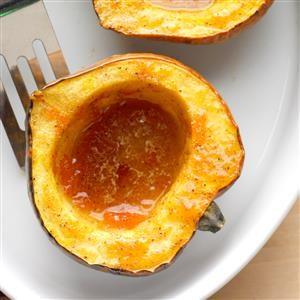 Apricot-Ginger Acorn Squash Recipe