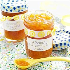 Apricot Pineapple Jam Recipe