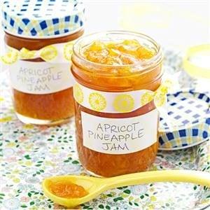 Apricot Pineapple Jam Recipe