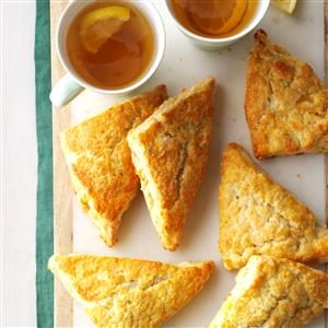 Apricot-Rosemary Scones Recipe