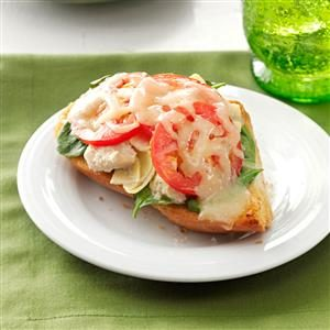 Artichoke Tuna Melt Recipe