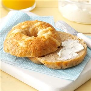 Asiago Bagels