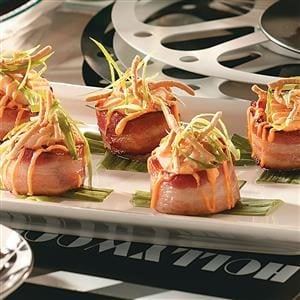 Asian Bacon-Wrapped Scallops Recipe | Taste of Home