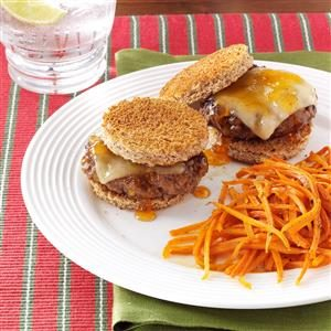 Asian Beef Sliders Recipe