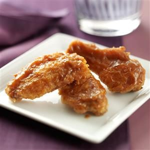 Asian Chicken Wings Recipe