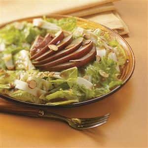 Asian Pear Salad for Two Recipe