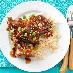 Asian Ribs Recipe
