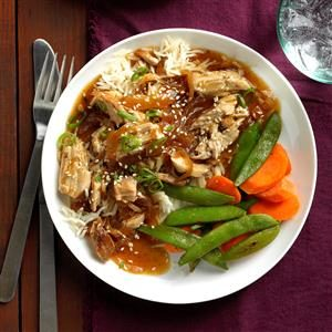 Asian Slow Cooker Pork Recipe