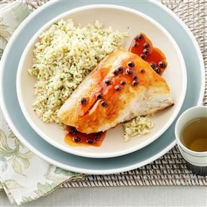Asian Snapper with Capers Recipe