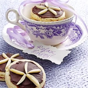 Austrian Nut Cookies Recipe