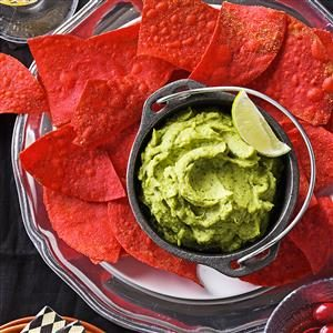 Avocado Bean Dip Recipe