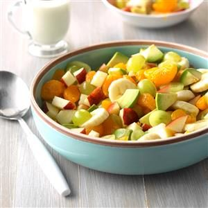 Avocado Fruit Salad Recipe