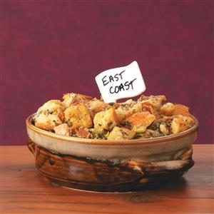 Bacon & Oyster Stuffing Recipe
