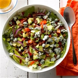 Bacon Avocado Salad Recipe