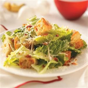 Bacon Caesar Salad Recipe