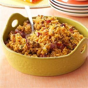 Bahamian Peas & Rice Recipe