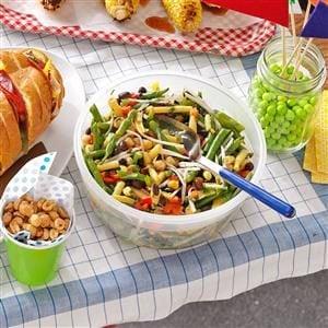 Baja Bean Salad Recipe