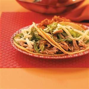 Baja Pork Tacos Recipe