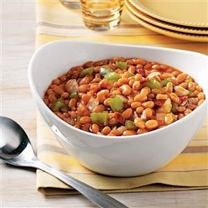 Baked Beans with Bacon Recipe