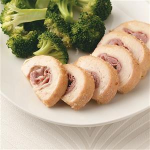 Baked Chicken Cordon Bleu Recipe