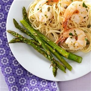 Balsamic Broiled Asparagus Recipe