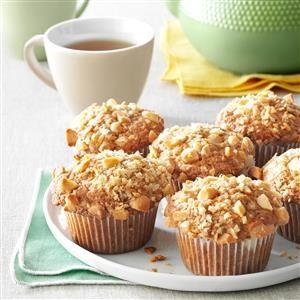 Banana Macadamia Muffins Recipe
