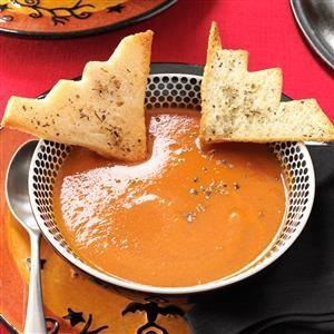 Bat Wing Soup