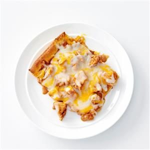 BBQ & Ranch Chicken Pizza Recipe